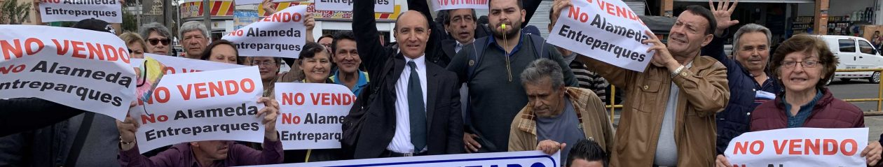 Por el derecho a Existir: Barrios Unidos